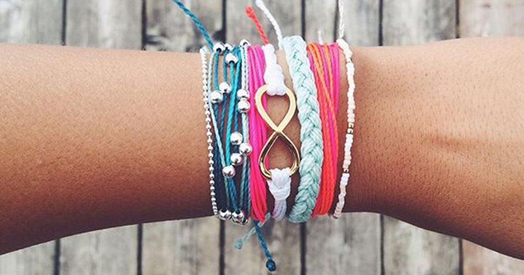 4881f6be3555d Pura Vida Bracelets As Low As  1.80 Each Shipped - Hip2Save