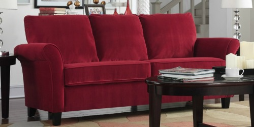 JCPenney: Rockie SoFast Sofa Only $424 Delivered (Regularly $940)