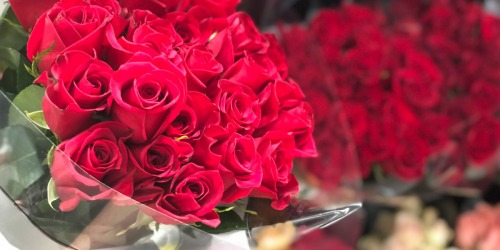 50 Valentine's Day Roses Only $49.99 Delivered (Pre-Order NOW at Costco.com)