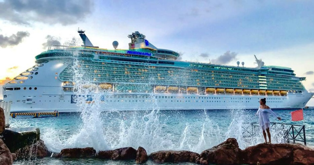 50% Off Your Second Guest On Royal Caribbean Cruises + Kids Sail FREE