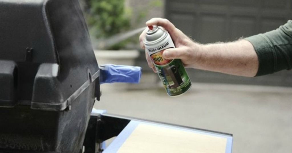 50 Off Rust Oleum Spray Paint At Lowe S Hip2save