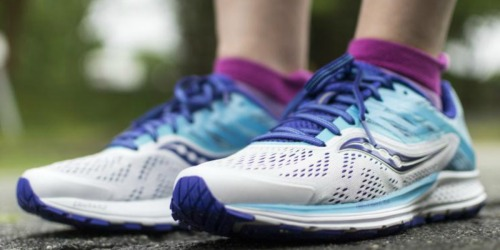 Saucony Ride 10 Running Shoes Only $54.97 (Regularly $120) + More