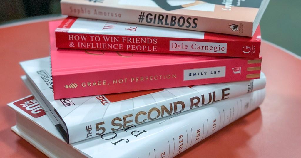 favorite self-help books