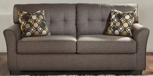 JCPenney: Ashley Signature Sofa AND Loveseat Only $627 Delivered (Ends Tonight)