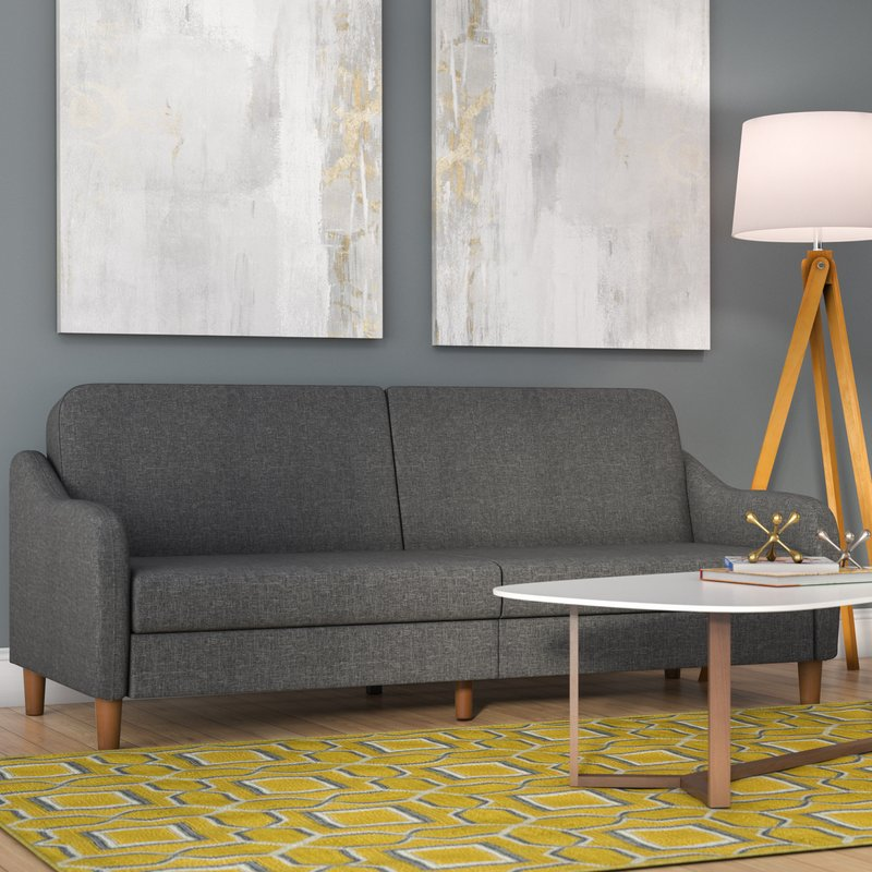 Langley Street Sleeper Sofa ly $234 45 Shipped Regularly $549 Hip2Save
