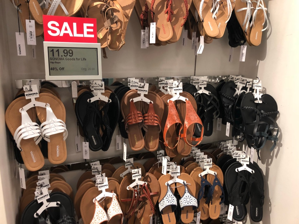 1a1bdb0597be Over 90% Off Women s Sandals at Kohl s - Hip2Save