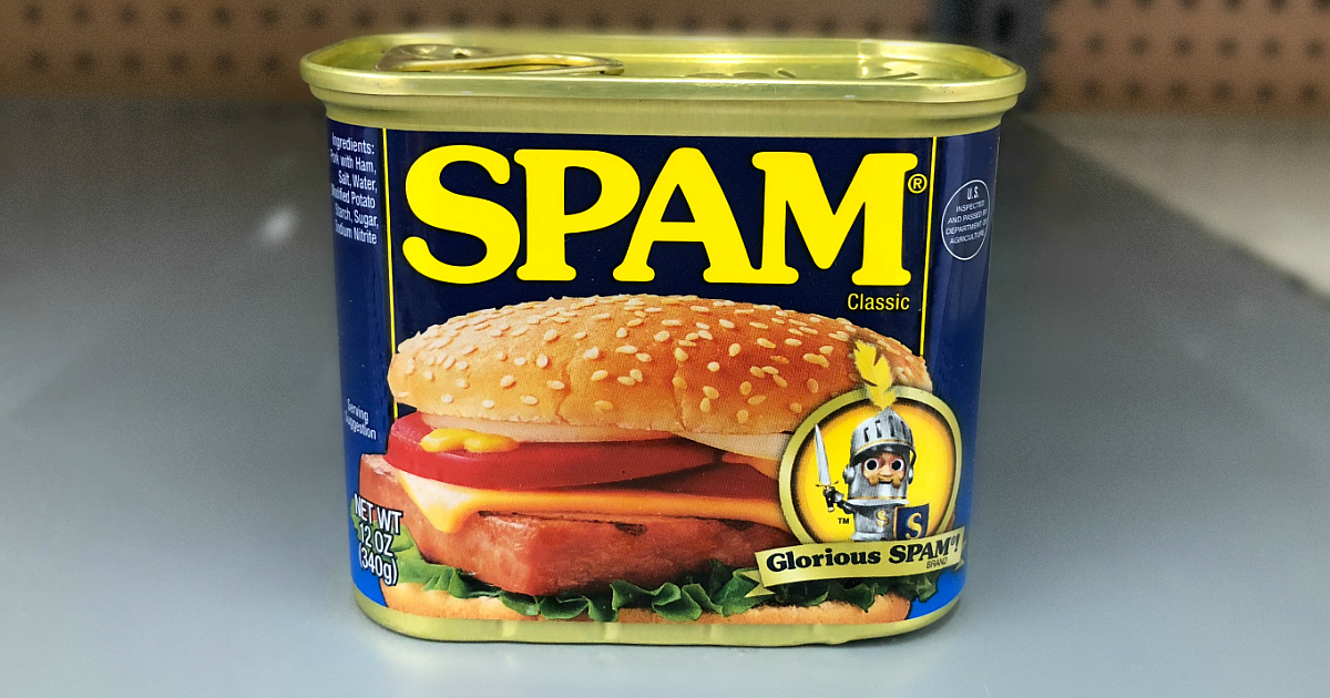 hormel foods recalling canned meat -can of spam