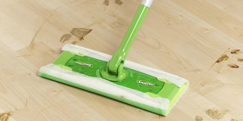 Swiffer Sweeper Wet Refills 36-Count Only $7.46 Per Pack Shipped on Amazon + More