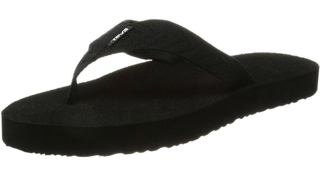 f83825c00b0dec Hop on over to Amazon where you can snag these highly rated Teva Women s  Mush II Flip-Flops in black for just  12.71 (regularly  25) – lowest price!