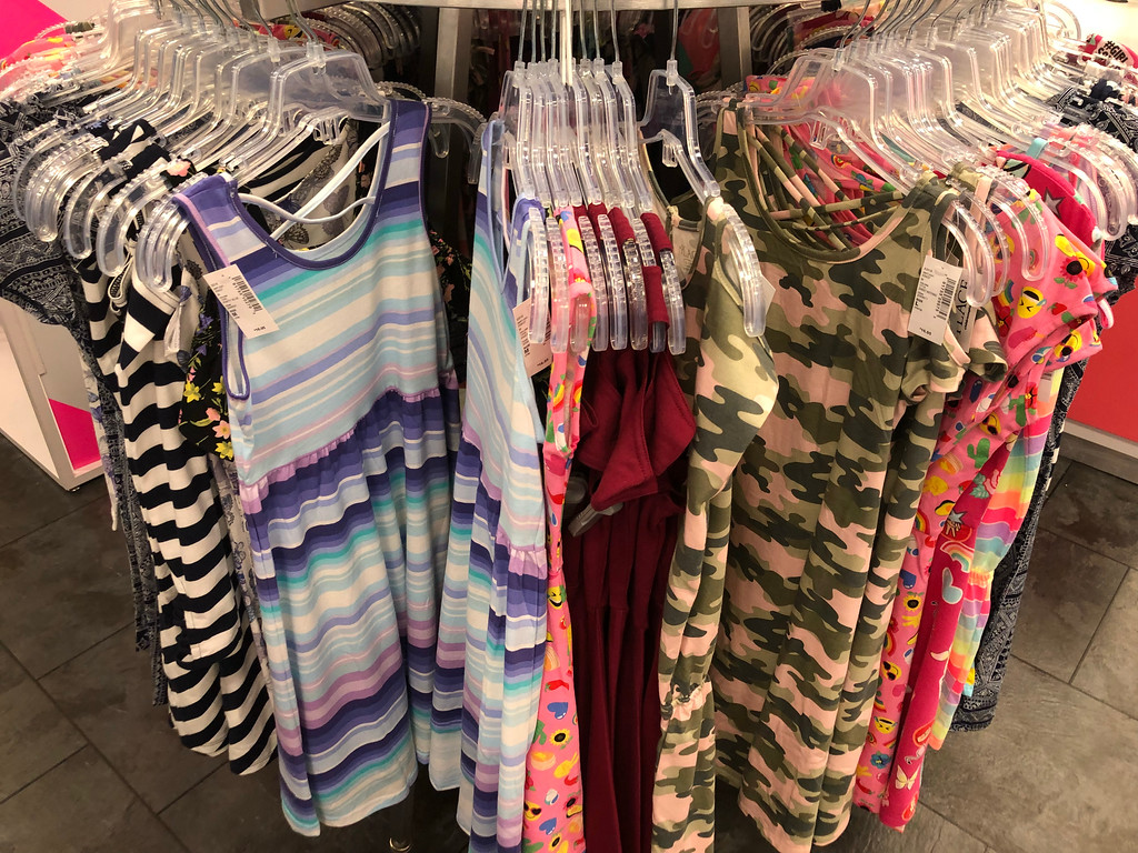 The Children's Place Girls Dresses