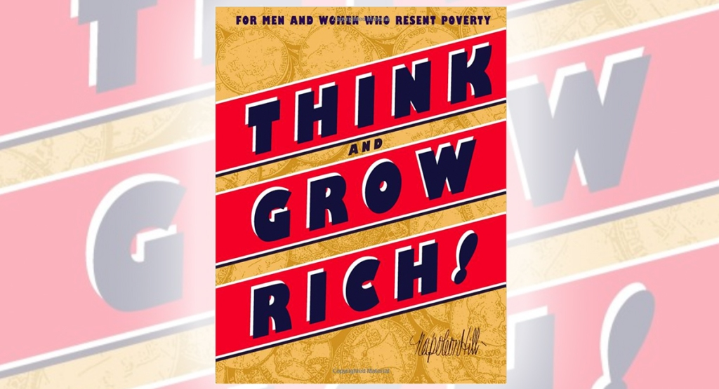 best self help books amazon — think and grow rich napoleon hill