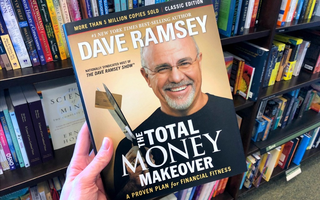 best self help books amazon — total money makeover dave ramsey