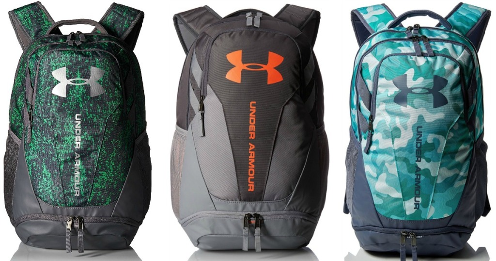 cc8dd2b8b7 Head over to UnderArmour.com where this UA Hustle 3.0 Backpack is on sale  for  27.50 (regularly  54.99).