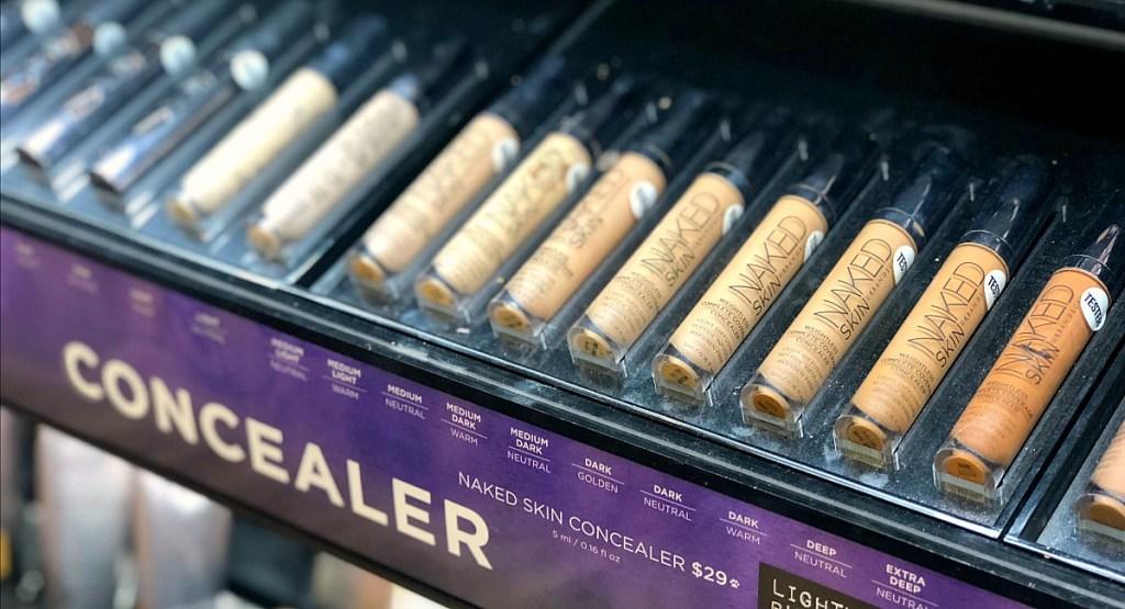 best undereye concealers — urban decay naked concealer