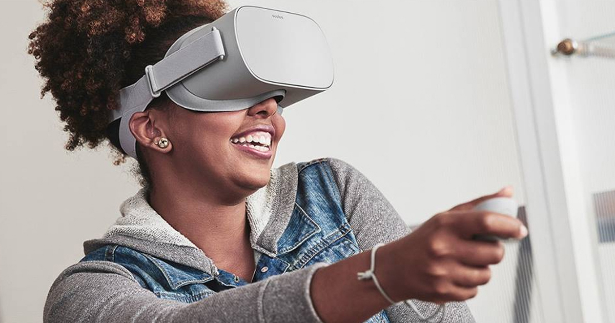 abaac083b8bc 15% Off  50 eBay Purchase Today Only   Oculus VR Headset Only  169 Shipped