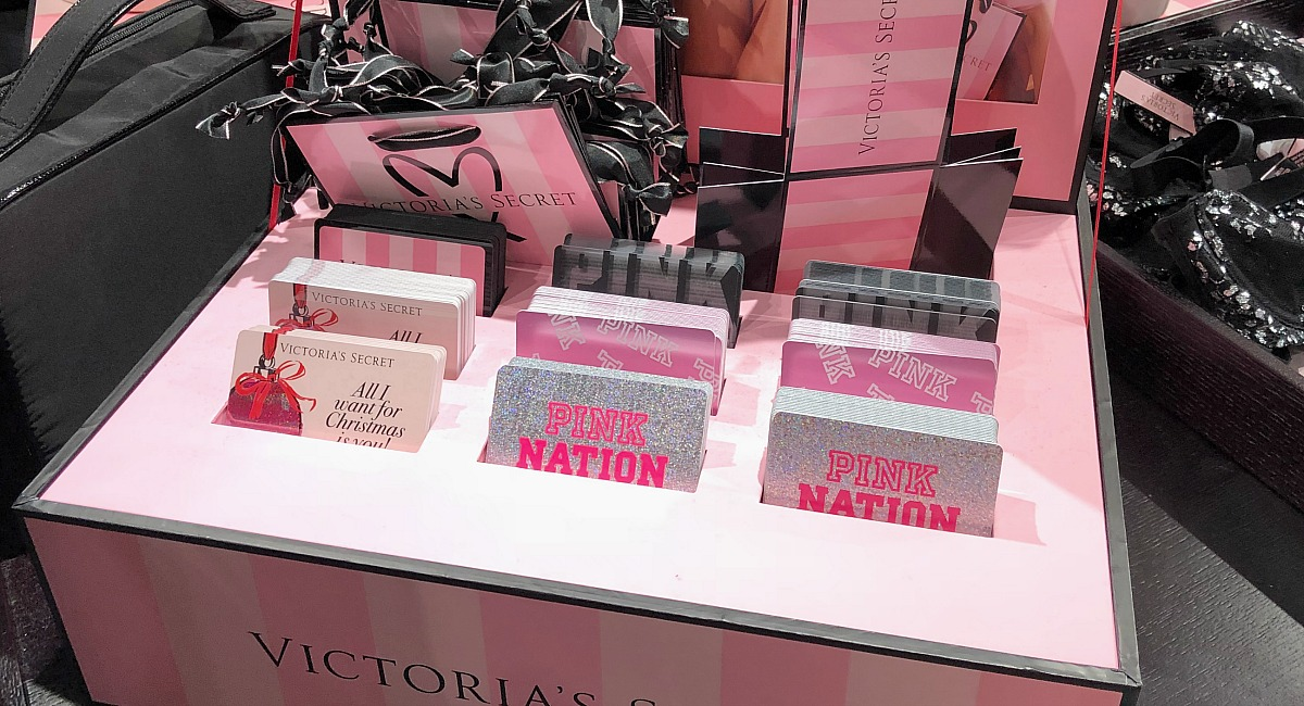 Collin's money-saving shopping tips for Victoria's Secret — gift cards