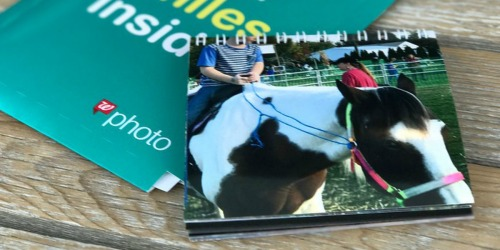 Photo PrintBooks Only $2.80 + Free In-Store Pickup at Walgreens