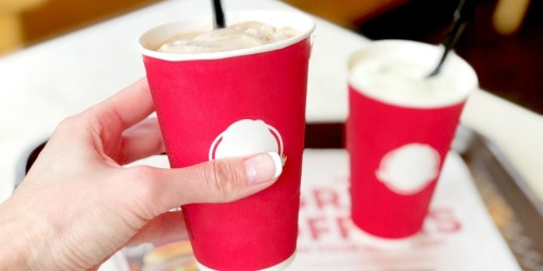 Free Wendy's Frosty When You Buy Fries (+ New Hot & Crispy Guarantee!)
