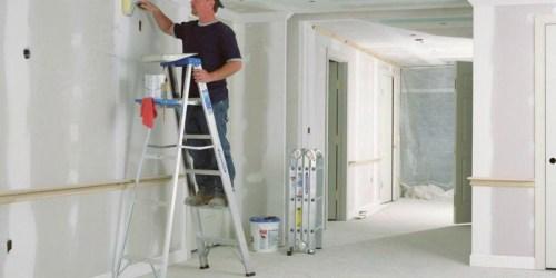 Werner 6′ Aluminum Step Ladder Just $44.96 (Regularly $70) at Home Depot + More