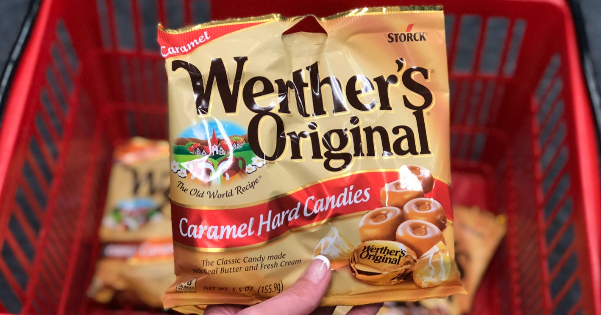 new werther u0026 39 s original coupon   large bags just  1 67 each at cvs  starting 5  19