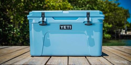 YETI Roadie Cooler + Large Tumbler $204.98 Shipped + Get $50 Dick's Sporting Goods Cash