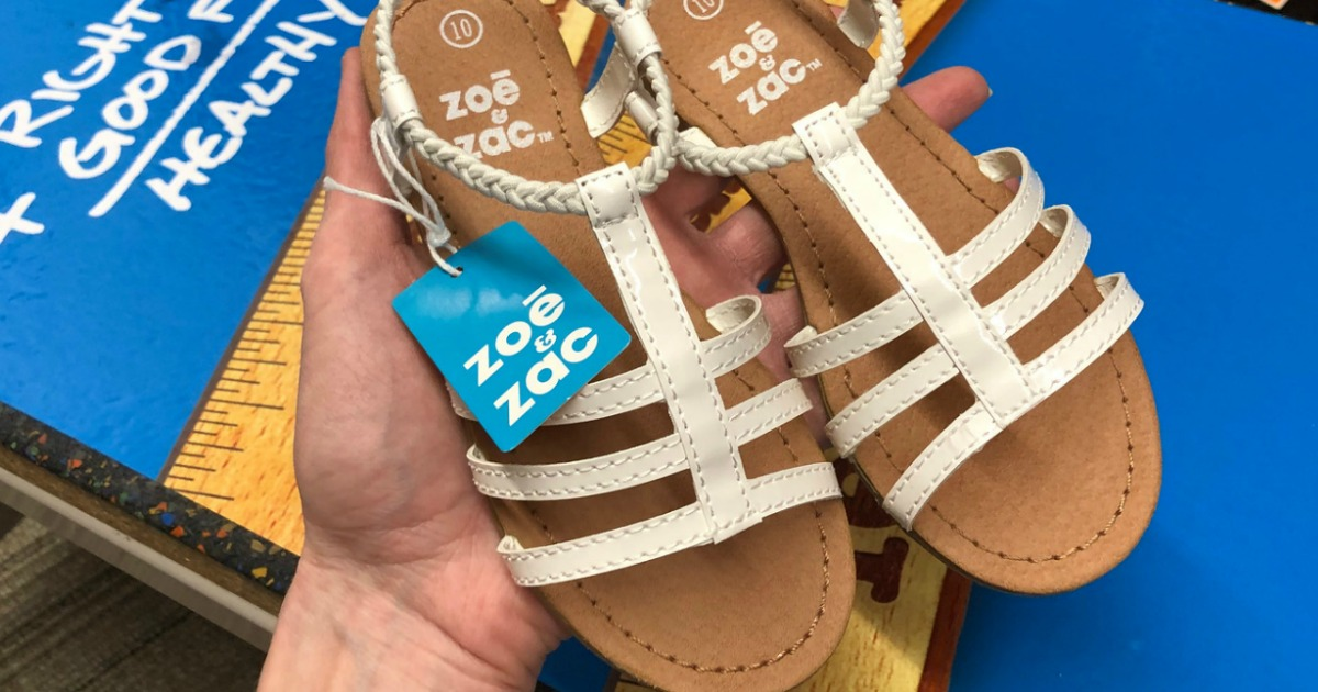 Payless ShoeSource: Girls Sandals as