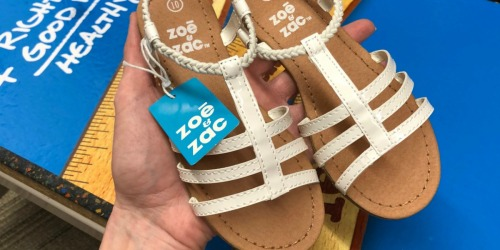 Payless ShoeSource: Girls Sandals as Low as $6.74 + More