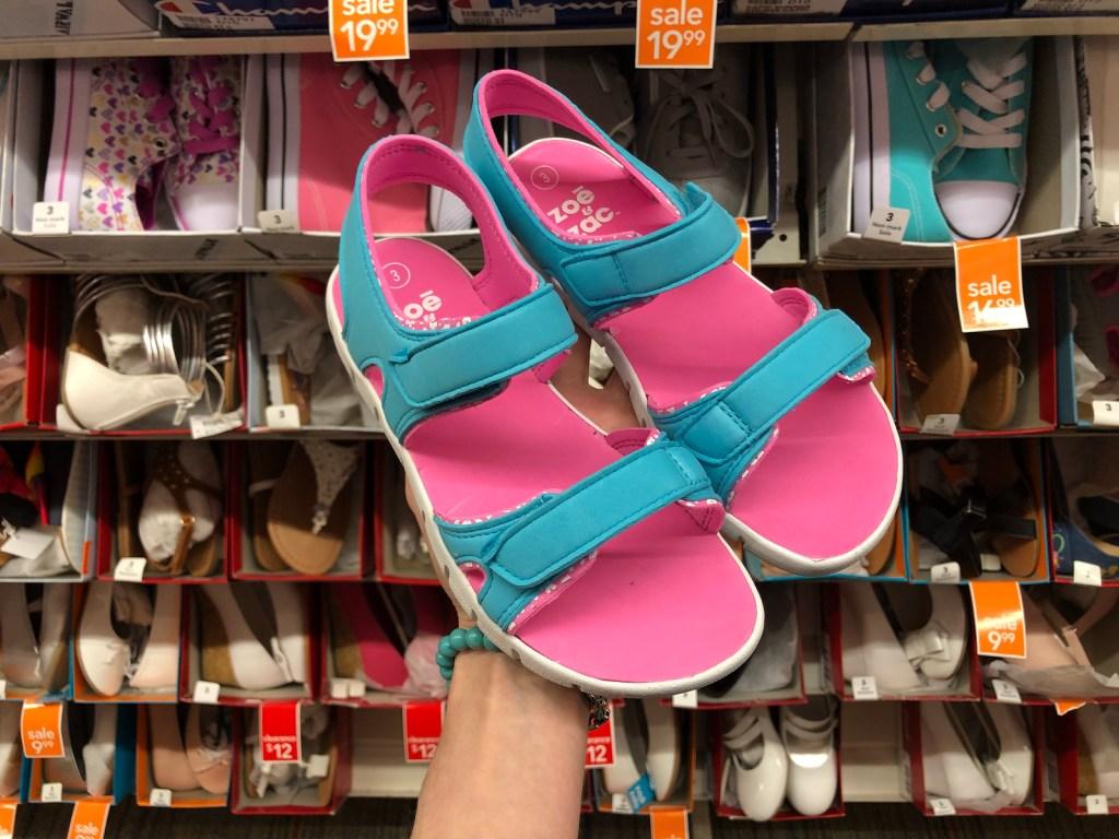 8a40d684a5e5 Zoe   Zac Boys Parker Sport Sandal  9.99 (regularly  14.99) Use code  ZZHOT25 (25% off) Final cost  7.49!