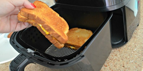 How to Make a Perfect Grilled Cheese Sandwich Using the Air Fryer