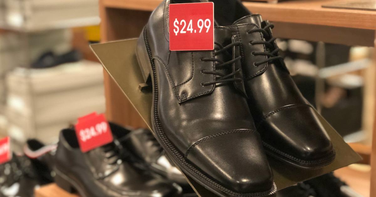Dress Shoes at Macy's (Clarks, Alfani