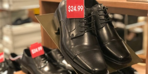 Up to 70% Off Men's Dress Shoes at Macy's (Clarks, Alfani & More)