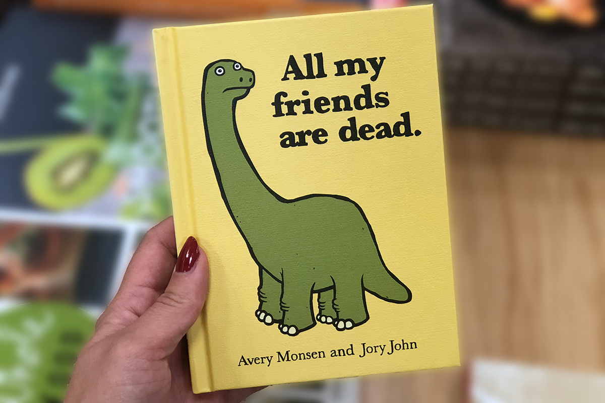best novels, cookbook, and other books our team loves — all my friends are dead
