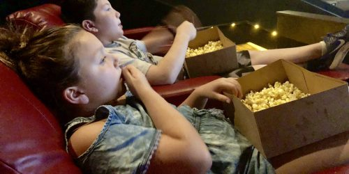 AMC Theatres Summer Movie Camp Starts in June! Kids Movie Ticket, Popcorn, Drink & Snack ONLY $4