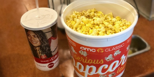 Score a Free $5 Reward When You Join, Renew or Upgrade to AMC Stubs Premiere Membership