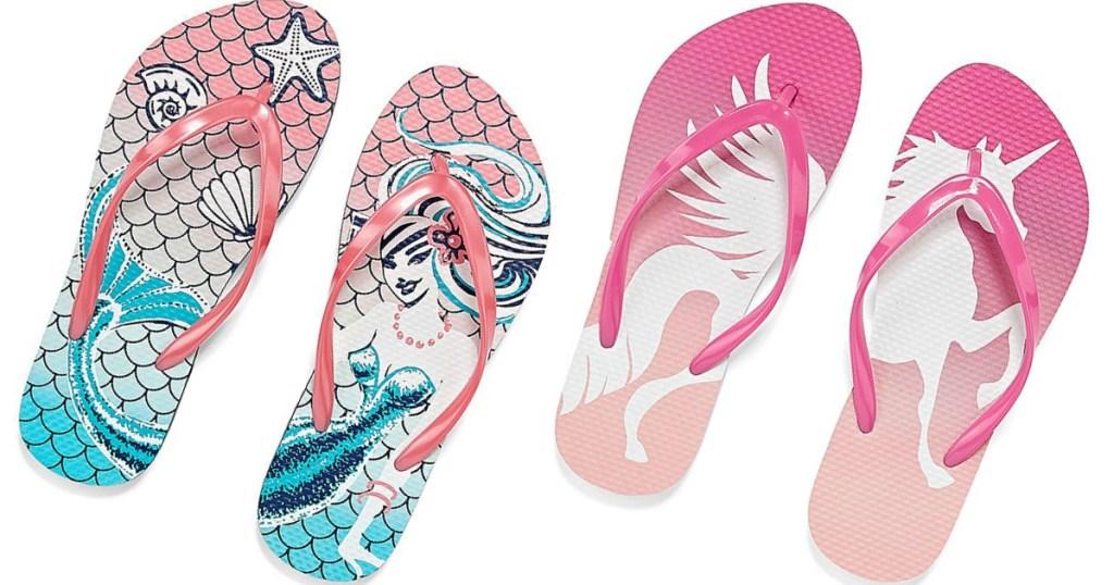 94b6fe7840da Cute Women s Flip-Flops Only  4.25 at JCPenney.com - Hip2Save