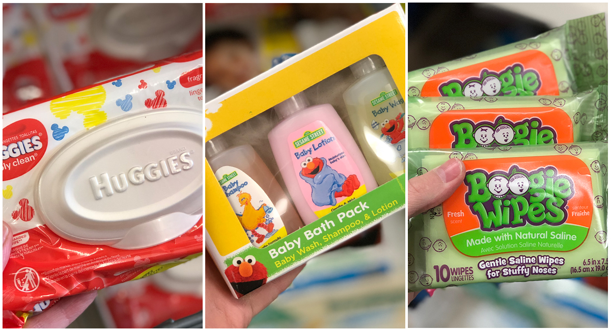 things to buy or avoid at dollar tree – avoid brand name baby products