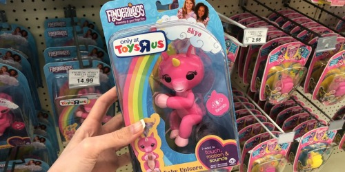 ToysRUs Closing Sale = Fingerlings Only $7.49 AND Up to 60% Off Playskool, LeapFrog & More