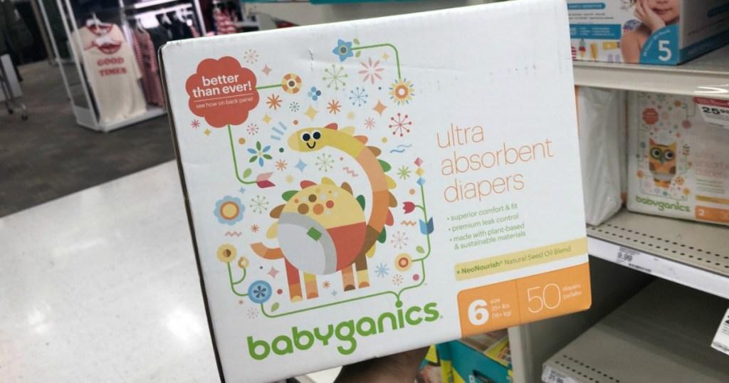 babyganics coupon code