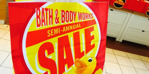 Bath & Body Works Semi-Annual Sale Tips & Tricks