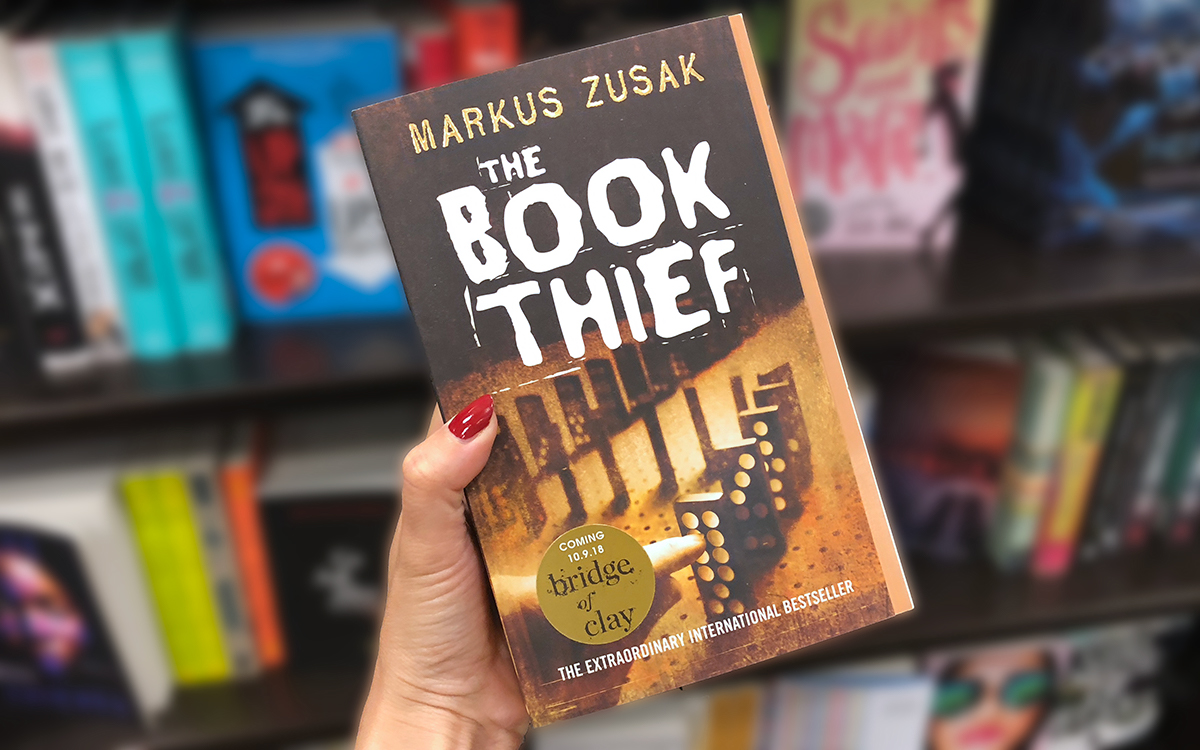 best novels, cookbook, and other books our team loves — the book thief