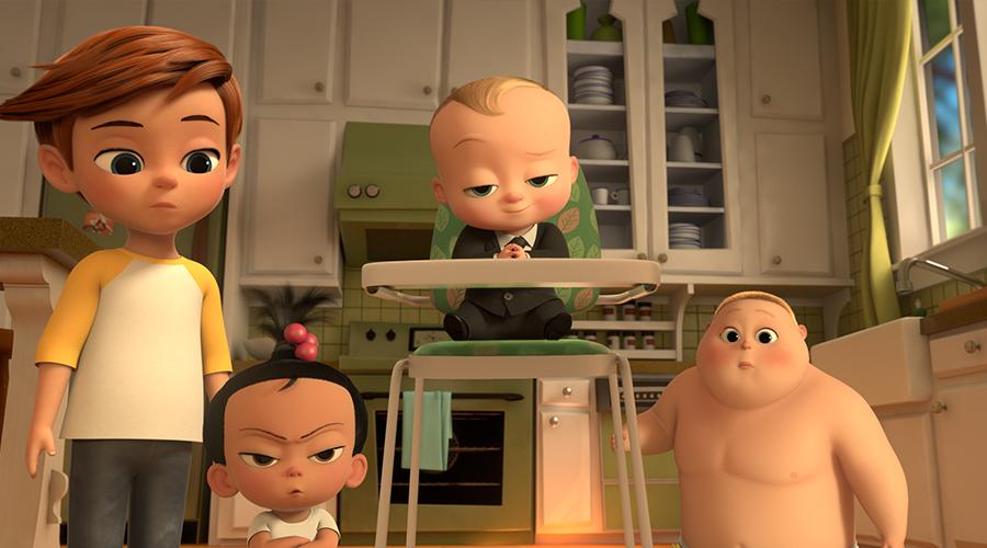 discounted kids summer movie offers – boss baby still