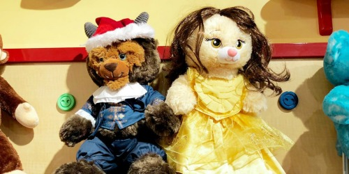 Up to 60% Off Build-A-Bear Workshop's Disney Collection