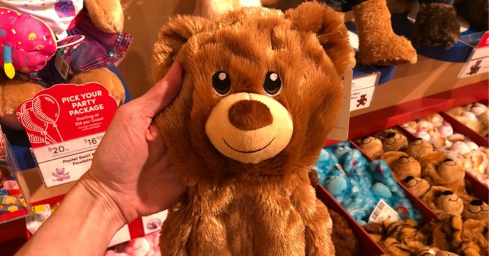 Build-a-Bear Workshop Zoo Furry Friends Starting at Just $10