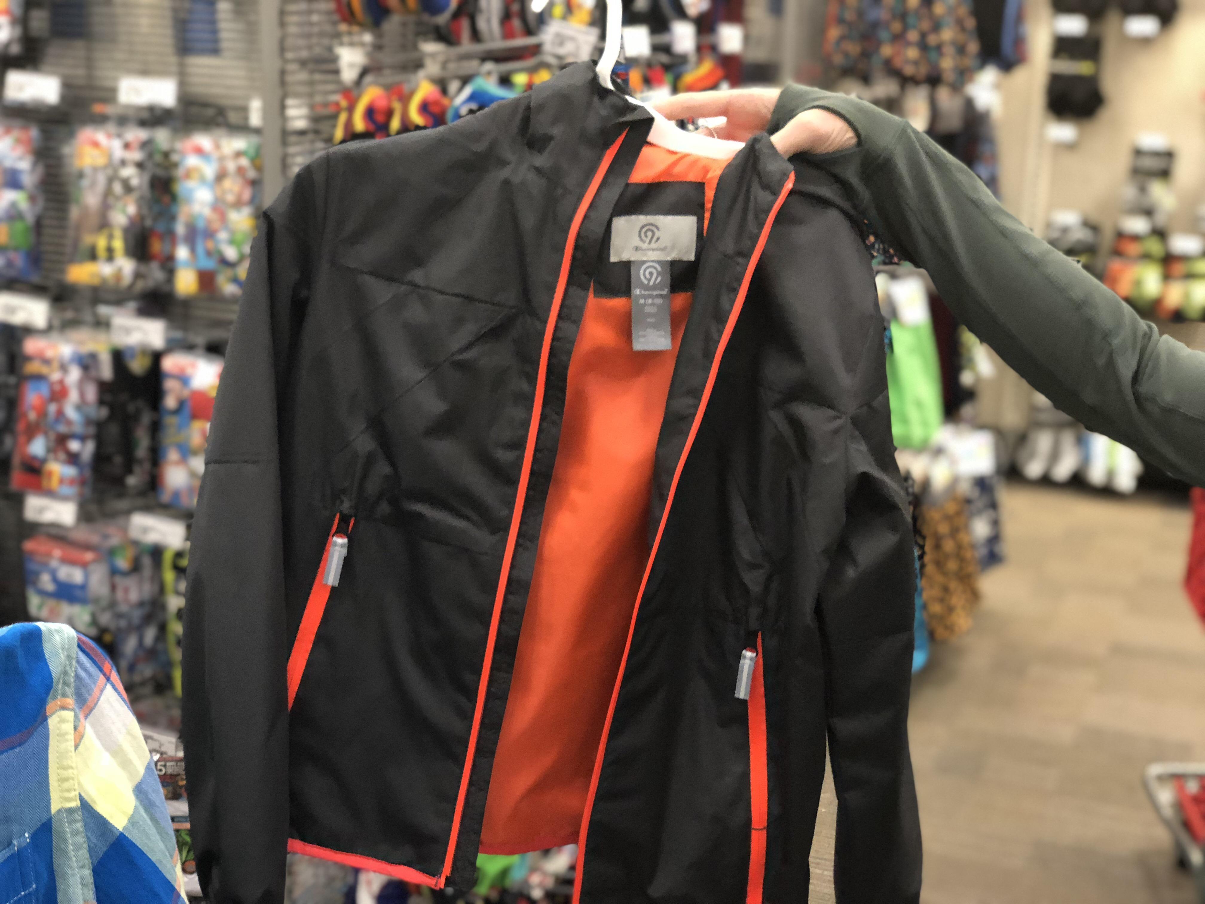 Target seasonal jobs for 2018 – C9 Champion Boys' All Weather Windbreaker Jacket