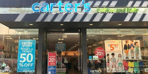 Carter's to Close Nearly 200 Stores in the Next 2 Years