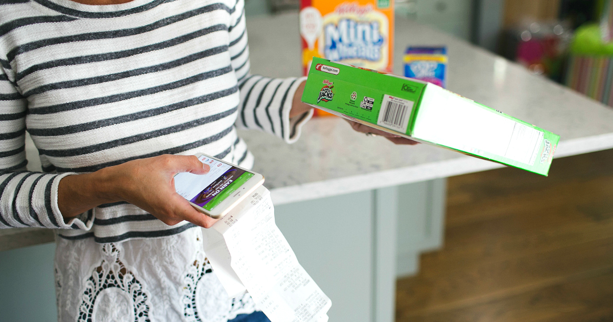 shop and earn rewards with these free mobile apps – cash back app plus phone and receipt