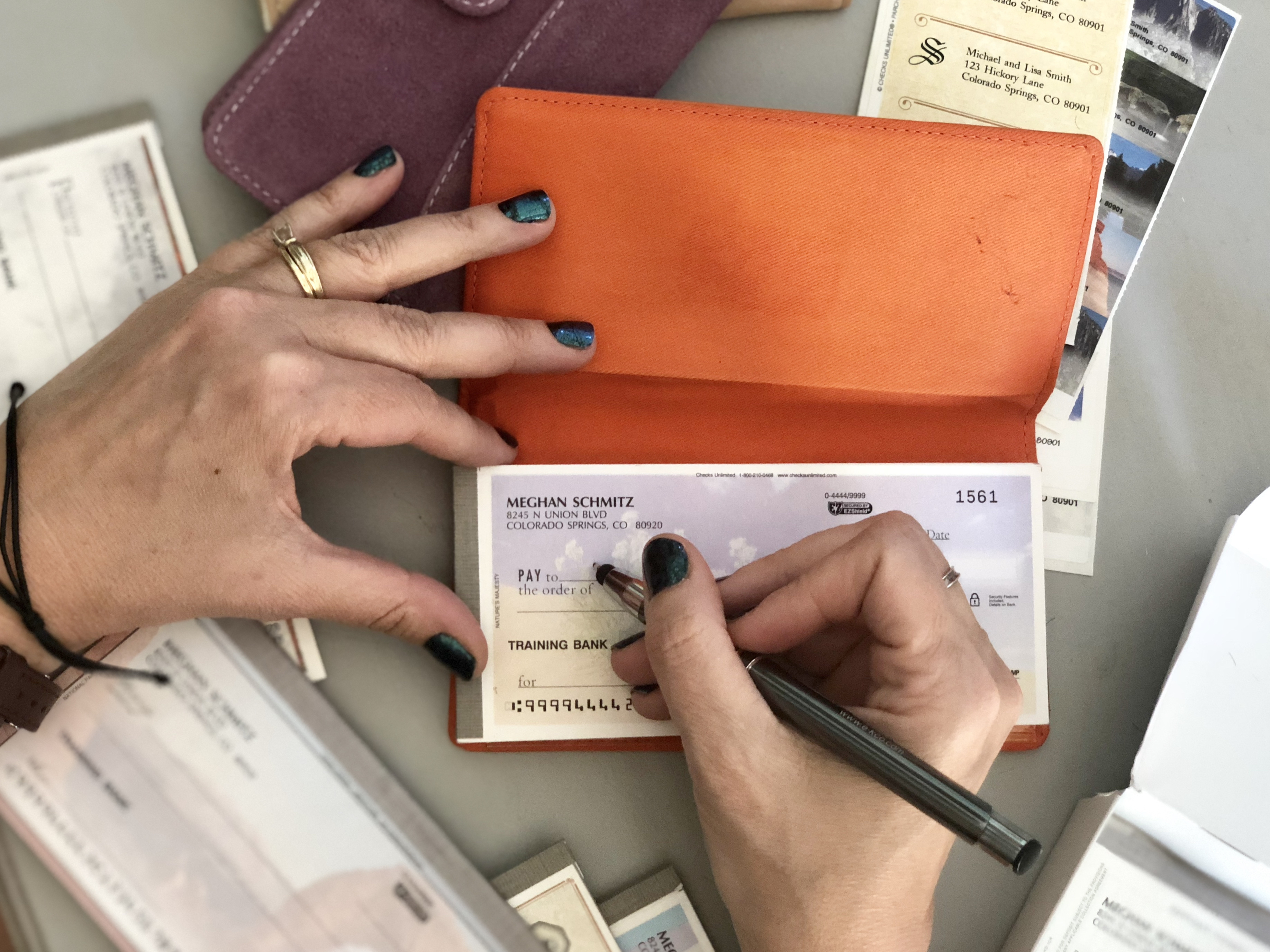 Get personalized checks from Checks Unlimited shipped for less than $5 per box with this deal!