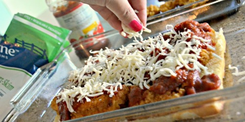 Get the Party Started with These Easy Chicken Parmesan Sliders