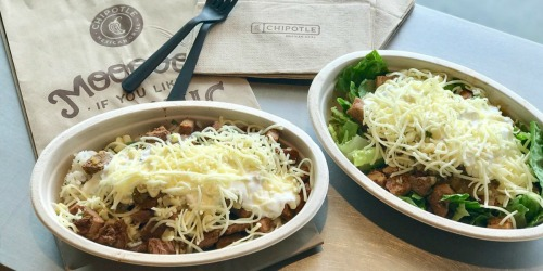 Buy 1, Get 1 Free Chipotle Entree Including Kids Meals for ALL Students (August 18th Only)