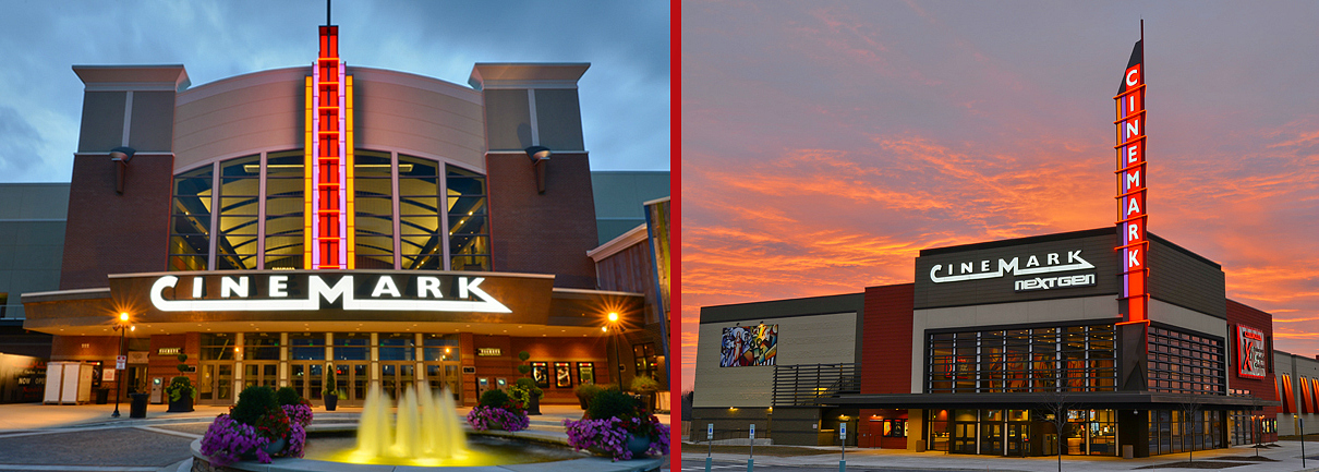 simple movie theater hacks that save money - cinemark building front